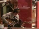 Inspelning av gitarr på Playground Studio Halmstad