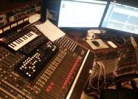 Bild på mixerplats