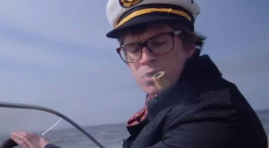 Bild Johan Sunesson i båt